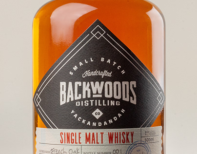 BACKWOODS DISTILLING CO.