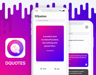 Quotes - IOS and Android App