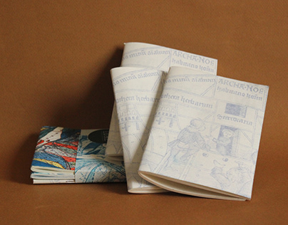 La Maison-Typographie - Booklet