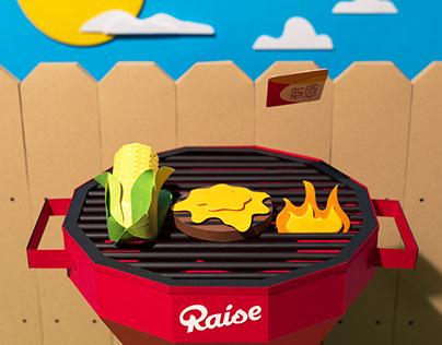 Raise - Grilling Up Savings