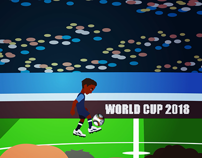 World Cup WINNER 2018