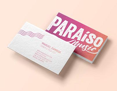 Paraíso Music