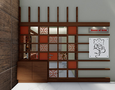 Entrance Foyer Design