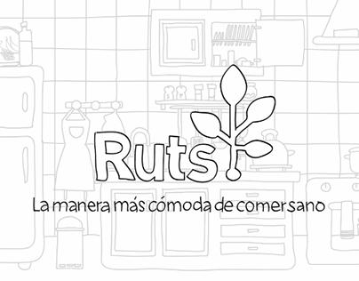 Ruts: La manera más cómoda de comer sano