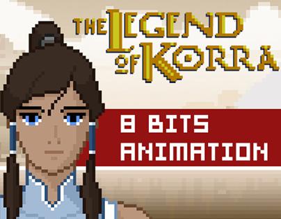 Avatar - The Legend of Korra - 8 bits