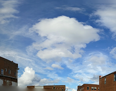 Downtown Clouds