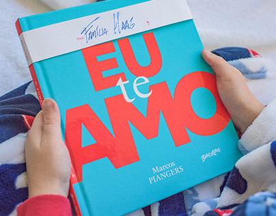 Livro O Poder do Eu Te Amo – Marcos Piangers