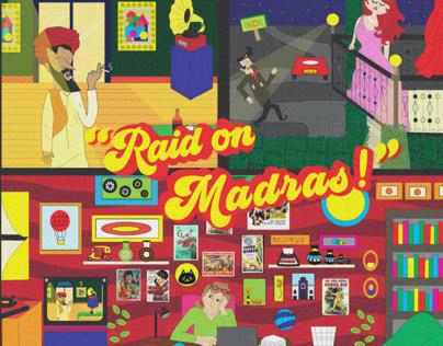 Raid on Madras!