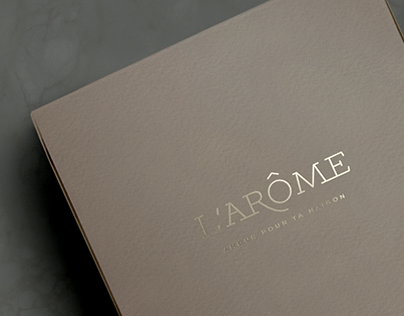 L'Arôme - An Exotic Scent Journey