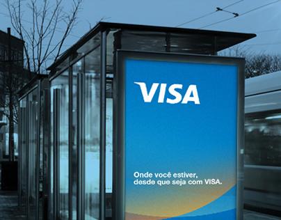 VISA - Bus Stop