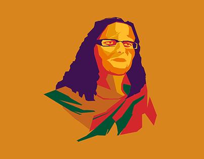"Portraits for ""Women in Peacebuilding: Stories"""