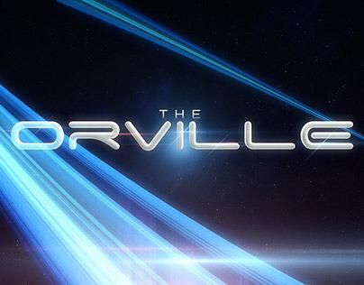 The Orville - Broadcast Branding