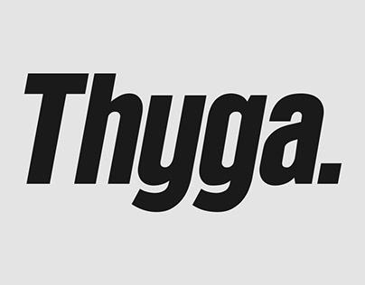 Thyga™ Typeface