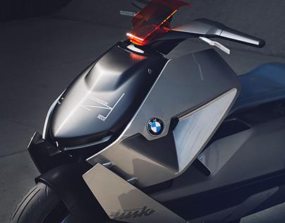 CAS Modeling_BMW Motorrad Concept Link (05/2017)