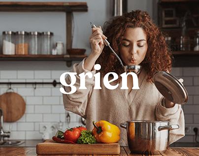 Grien - Cooking App Case Study