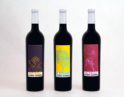 La Sera Barbera Wines