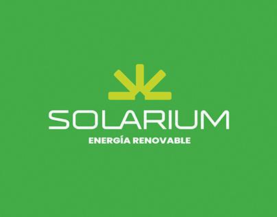 Branding - Solarium