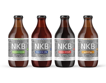 NKB — Identity and packaging concept