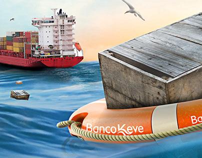 Banco Keve - Seguro de Mercadorias