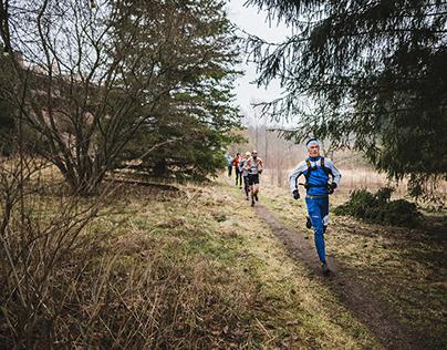 Tartu Marathon 60th anniversary hike