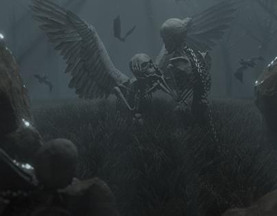 Angeli caduti