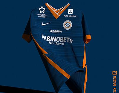 Montpellier HSC x Nike - Concepts 3D