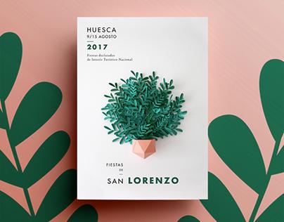 San Lorenzo - Craft Poster