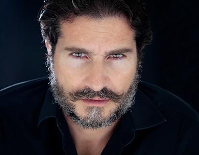 Portrait - Portrait of an Actor
