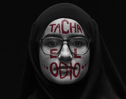 AYTO DE MADRID-Tacha el odio