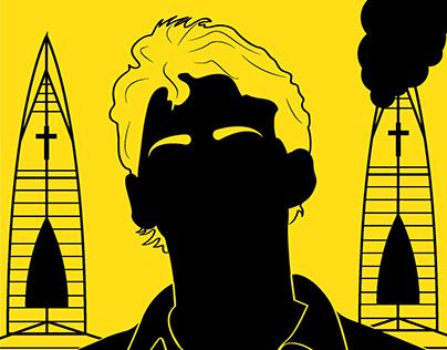 Coppola Animated Movie Posters