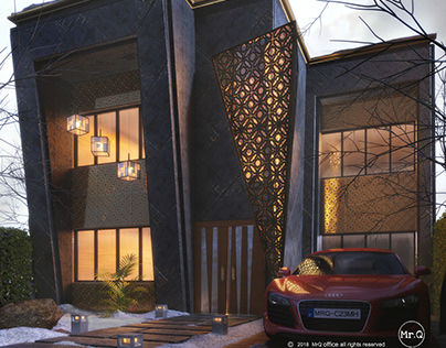 Winter Villa
