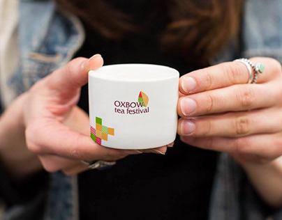 Oxbow Tea festival   Branding