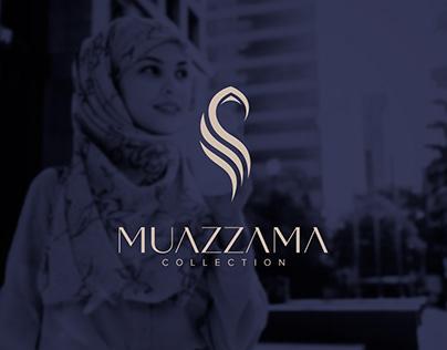 """Muazzama Collection"" | branding"