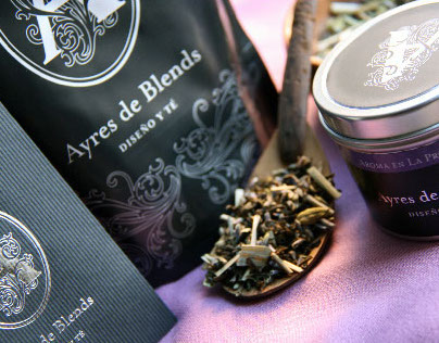 Ayres de Blends - Branding and Packaging