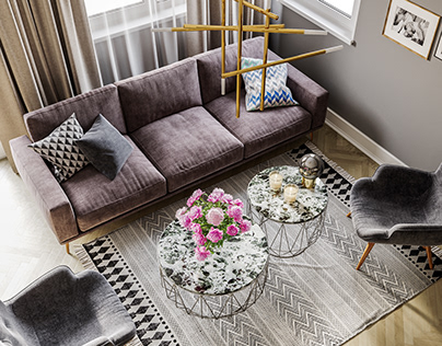 Stylish and Bold Contemporary Design