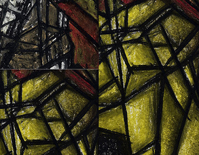 Cubist Still life - Personal Illustration