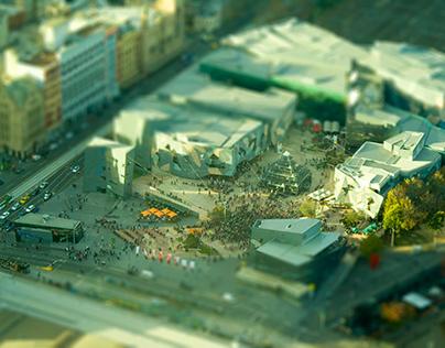 Melbourne In Miniature