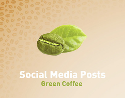 Green Coffee Posts Product