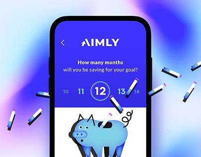 AIMLY - iOS App