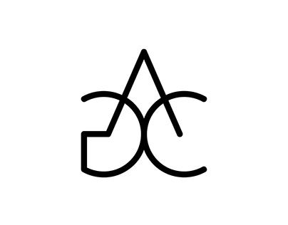 """AGC"" MONOGRAM IDEA NO. 2"