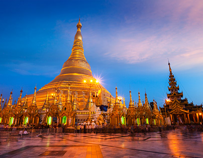 Famous Buddhist Temples
