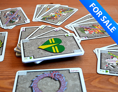 Aztec Card Game