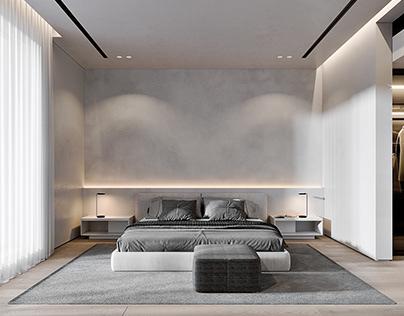 Bed Room, Full CGI