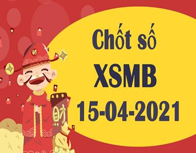 Dự đoán XSMB thứ năm 15/4/2021 khả năng nổ cao