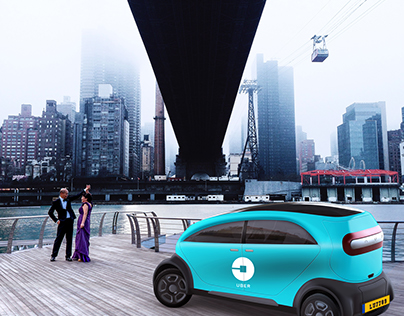 Nuo - Autonomous Ride Sharing