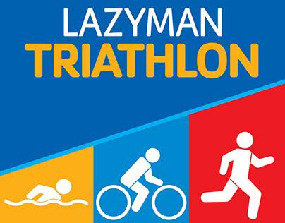YMCA Lazyman Triathlon