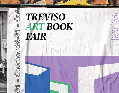 TREVISO ART BOOK FAIR identity