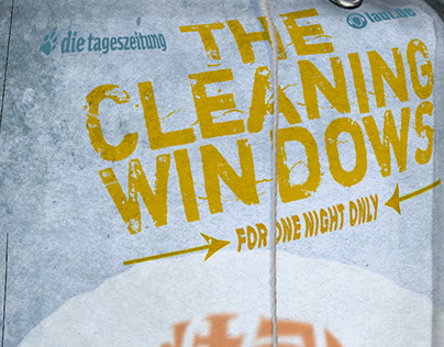 THE CLEANING WINDOWS