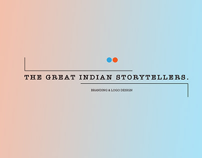 """Gist """"The great Indian storytellers"""""""
