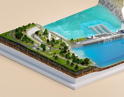 Krasnogorsk Small Hydroelectric Power Plants